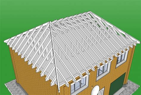 how to build gambrel roof how to build a gambrel roof the sequence of work