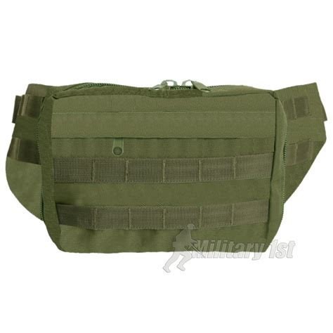 tactical hip bag tactical pistol holder gun carry hip bag molle