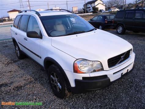 2004 volvo xc90 used car for sale in barkly west northern