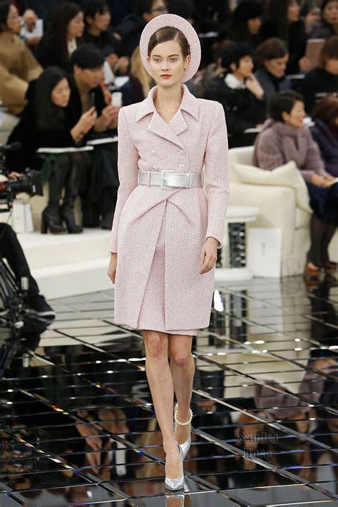 chanel haute couture springsummer   paris sandra rose