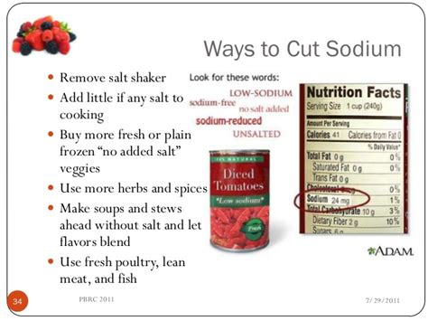 No Salt Detox Diet by The Dash Diet Plan