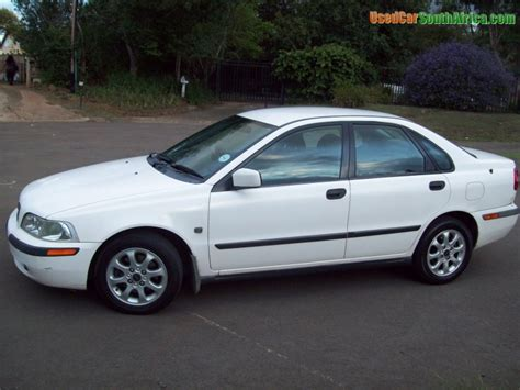 how cars run 2002 volvo s40 transmission control 2002 volvo s40 2 0 used car for sale in pietermaritzburg kwazulu natal south africa