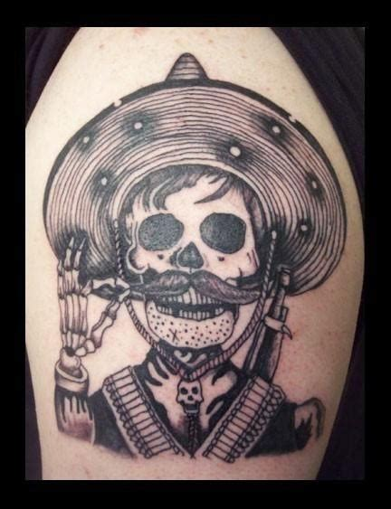 pancho villa tattoo 1000 ideas about pancho villa on mexican