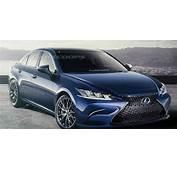 2020 Lexus ES 350 Redesign  2018 2019 Release