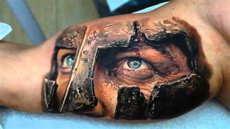 3d tattoo designs youtube best 3d tattoos in the world part 1 amazing 3d
