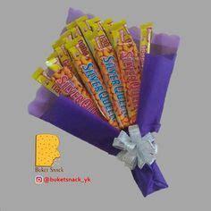 Snack Untuk Sidang Ataupun Wisuda tutorial cara membuat snack wisuda how to make snack bouquet buket