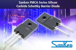 schottky diode switching speed allegro microsystems fmca series silicon carbide schottky barrier diodes