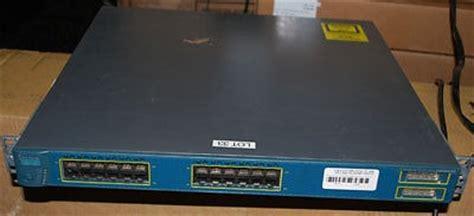Cisco Catalyst 3550 24 Port C3550 24pwr Smi cisco ws c3550 24pwr smi catalyst 3550 10 100 24 port inline power switch mdg sales llc