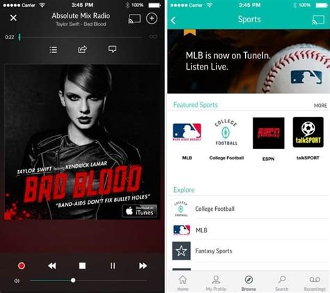best app for radio best radio apps for iphone offers for apple
