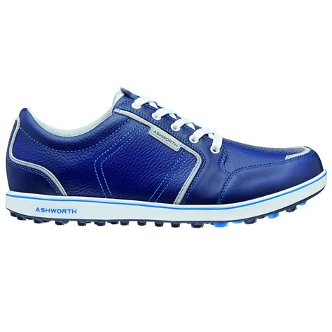 ashworth golf shoes ashworth cardiff adc leather spikeless golf shoes brand