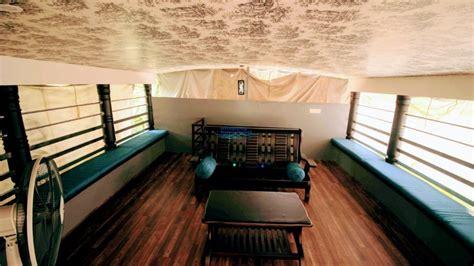 upper deck houseboat 2 bedroom deluxe houseboat with upperdeck alleppey