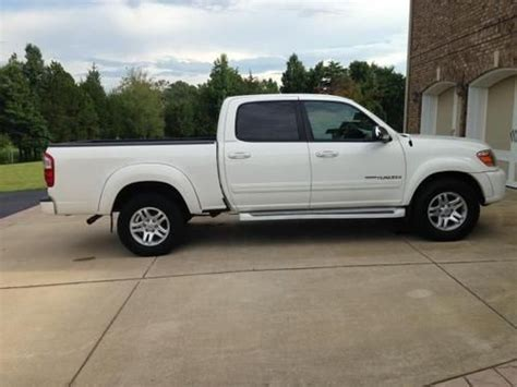 2006 Toyota Tundra 4x4 For Sale Sell Used 2006 Toyota Tundra Limited Cab 4x4 In