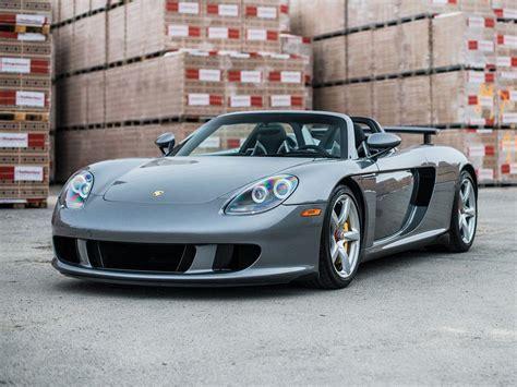 Porsche Carrera Gt Used by Used 2004 Porsche Carrera Gt For Sale In Ontario Pistonheads