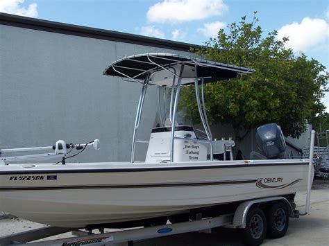 century bay boats reviews century boat t top photo gallery by action welding