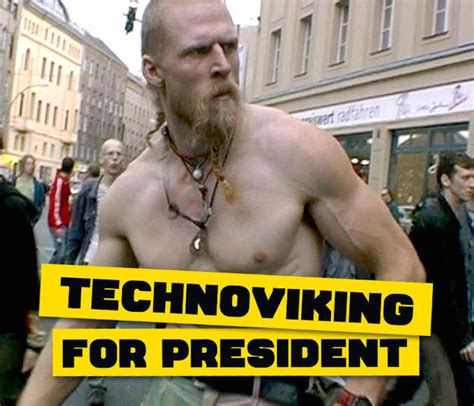 Techno Viking Meme - who is the techno viking new documentary reveals story