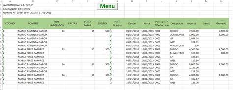 nomina en excel formulas excel funciones de excel actualizaci 243 n nomina en excel formulas excel