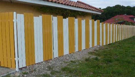 geländerhöhe terrasse sichtschutz zaun dekor