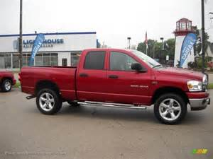 2007 dodge ram 1500 big horn edition cab 4x4 in