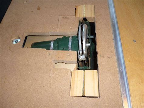 Wim Joosten S Homemade Table Saw