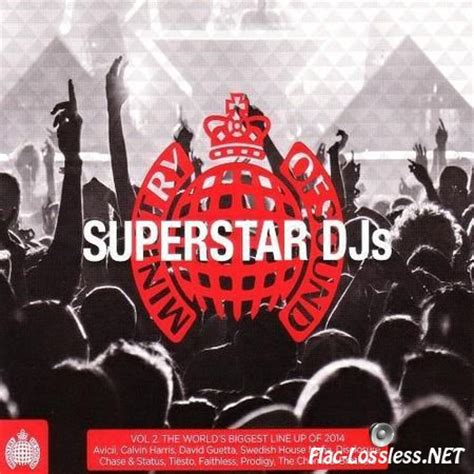 ministry of sound house music 2014 lossless va ministry of sound superstar djs vol 2 2014 flac tracks cue music
