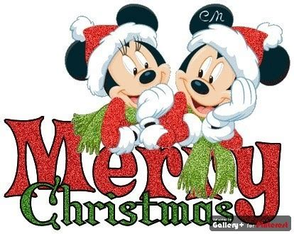 mickey minnie mouse merry christmas christmas