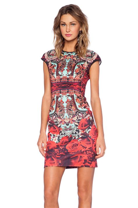 Dress Kerja Stylish New Impor new arrival fashion summer dress o neck fancy print mini dresses formal
