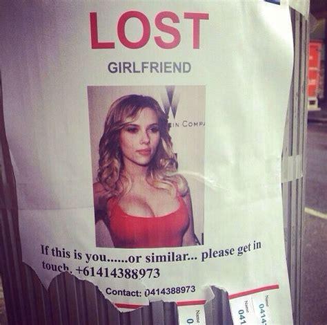 Scarlett Johansson Memes - lost girlfriend scarlett johansson weknowmemes