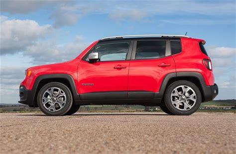 jeep renegade cing jeep renegade 1 6 multijet road tests honest
