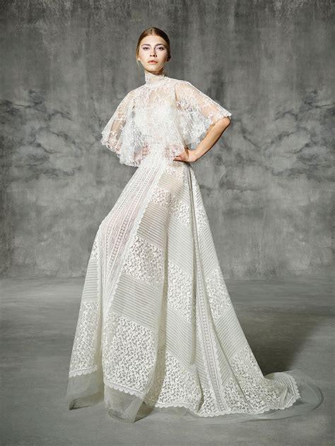 yolancris news bridal trends 2016 victorian style