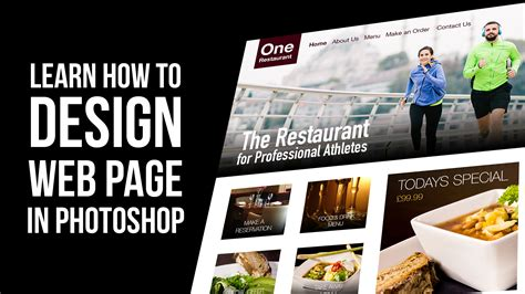 tutorial for web page design in photoshop 19 web page design in photoshop images photoshop