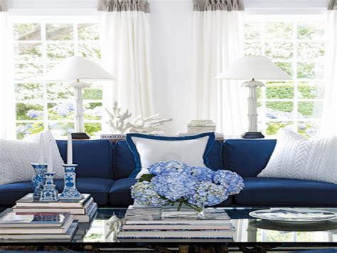 navy blue and white living room blue interior design ideas navy blue and white
