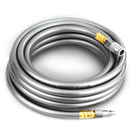 hyundai 25 foot pvc air hose the home depot canada