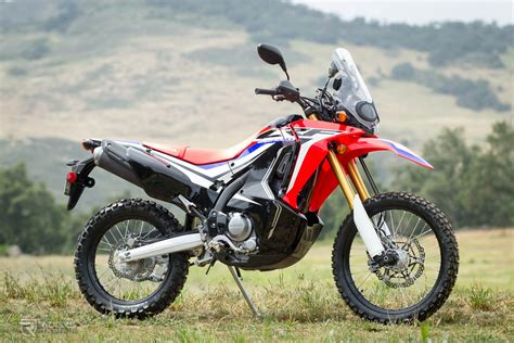 2017 Honda CRF250L Rally First Test Review