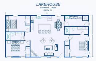 house blueprints with measurements and exquisite floor