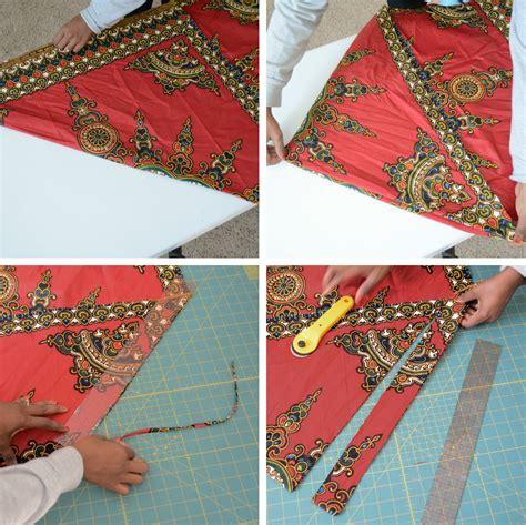 make printable fabric diy african print fabric bracelets dashiki craft ideas