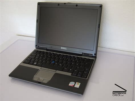 Laptop Dell Latitude D430 Review Dell Latitude D430 Subnotebook Notebookcheck Net