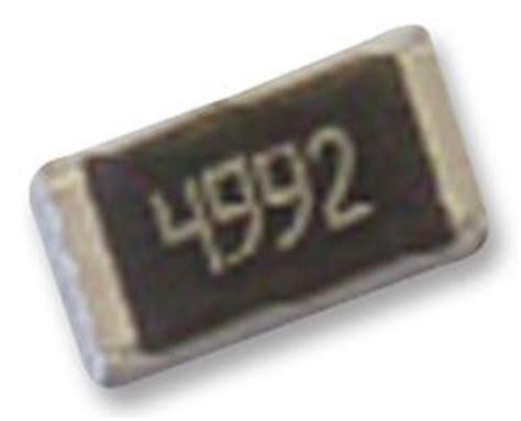 100k resistor farnell mchv06w8j0104t5e multicomp resistor 100k 1206 5 0 125w farnell element14