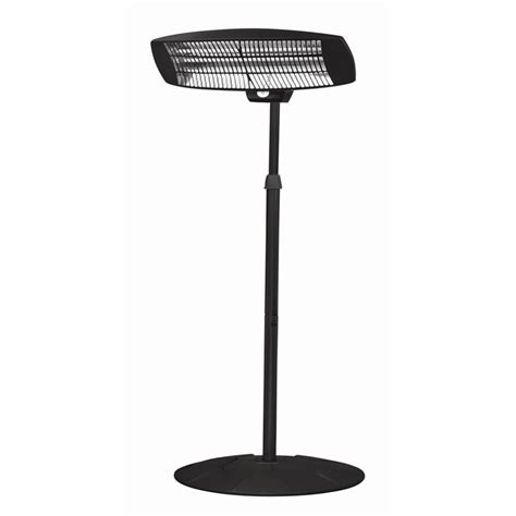 Jumbuck Patio Heater Jumbuck 2000w Quartz Electric Outdoor Heater For The Balcony Home Outdoor