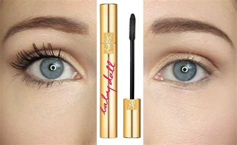 Mascara Ysl yves laurent babydoll mascara reviews photos