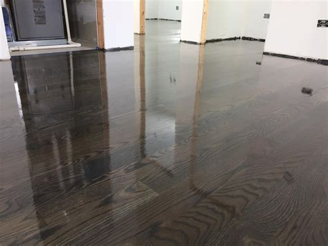 Wood Flooring Chicago by Solid White Oak 3 1 4 Quot Hardwood Floor Installation Chicago