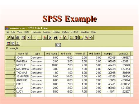 tutorial for spss 19 spss tutorial 1