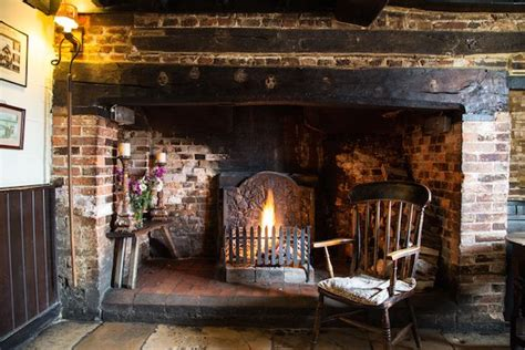 The Fireplace Menu by The Inn Ashurst Sussex Country Pub