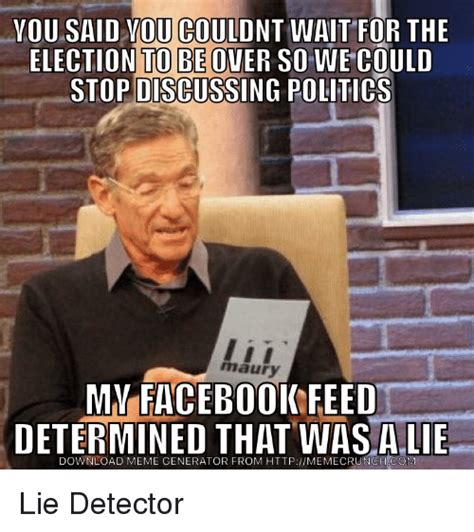 Maury Lie Detector Meme Generator - funny maury memes of 2016 on sizzle ass