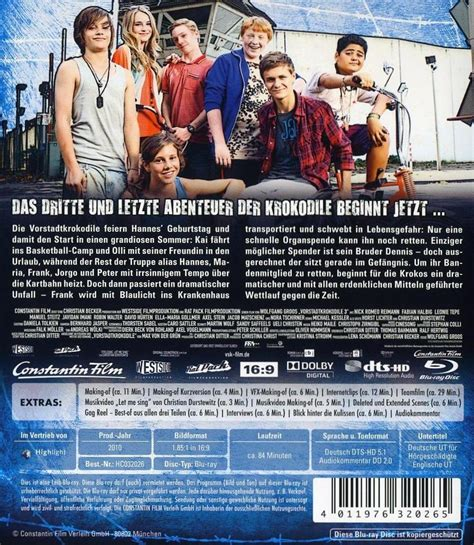 Vorstadtkrokodile Dvd Oder Blu Ray Leihen Videobuster De