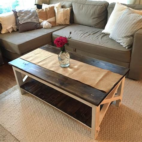 coffee table decor casual cottage cottage chic quot x quot coffee table forget them not home decor