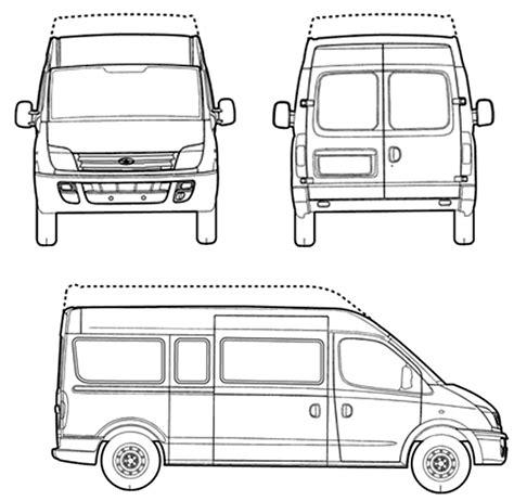 2015 Maxus V80 Free Kaca 2006 ldv maxus blueprints free outlines