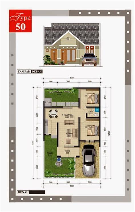 layout rumah petakan desain rumah minimalis paling update tahun 2015 terbaru