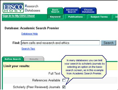 Peer Reviewed Literature Journals by Identify Scholarly Journals Umuc Library