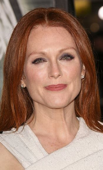 julianne moore hair color at home hairstyles julianne moore long straight hairstyle