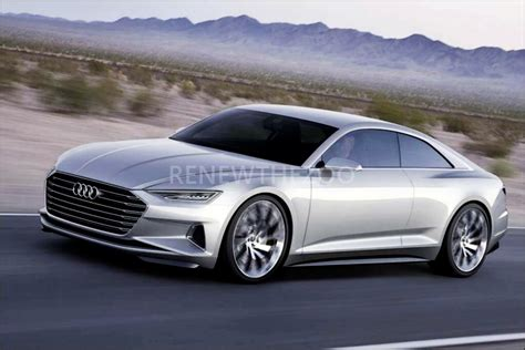 2019 Audi A9 Concept audi 2019 audi a9 coupe concept 2019 audi a9 release